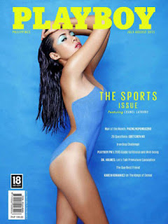 Revista Playboy Filipinas-Julio Agosto 2015 PDF Digital