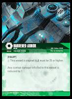 Hardened Armor