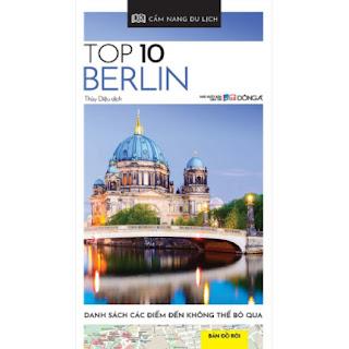 Cẩm Nang Du Lịch - Top 10 Berlin ebook PDF EPUB AWZ3 PRC MOBI