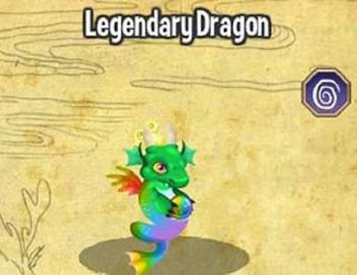 Guia de Dragon City - Legendary Dragon