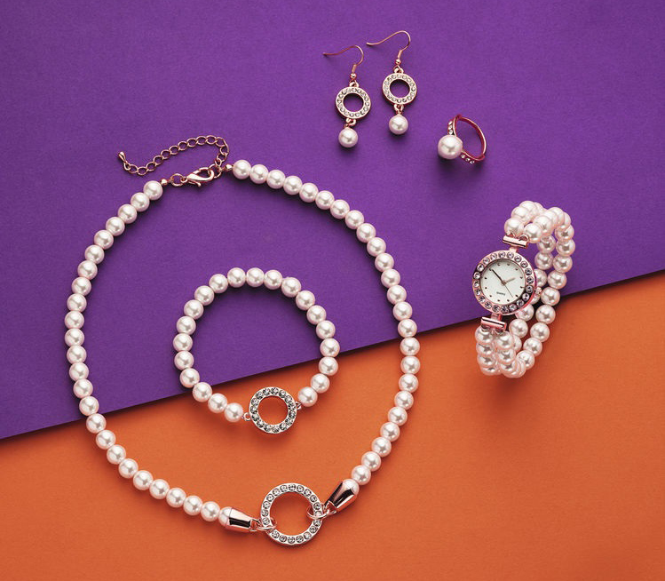Delicate Pearl Collection da Oriflame