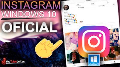 descargar instagram para pc