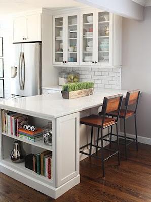 Mini Bar Modern Untuk Dapur Minimalis