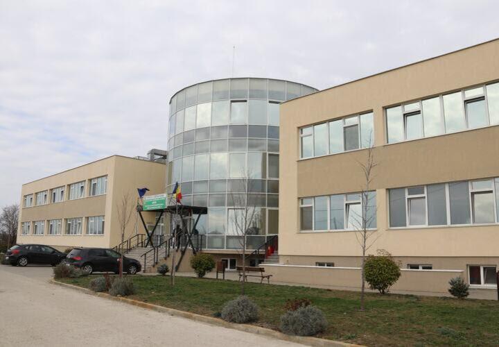 Spitalul TBC Covid Arad