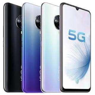Vivo S6 5G mulai dijual di Cina