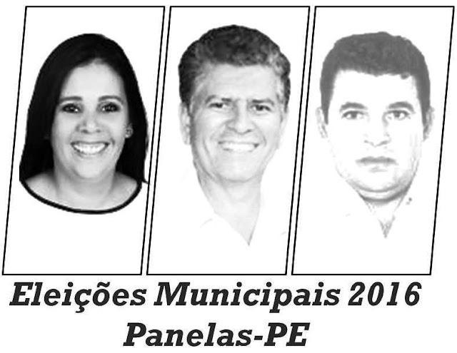 Eleições Municipais 2016 Panelas-PE