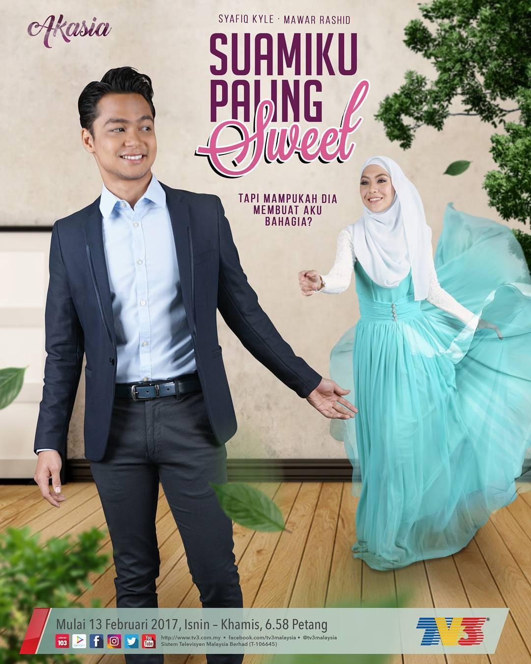 Tonton Drama Suamiku Paling Sweet Episod 13