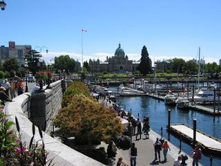 Victoria Harbour.
