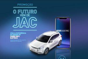 Promoção Jac Motors Iphones