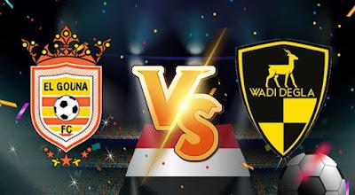 مباراة الجونة ووادي دجلة ماتش اليوم مباشر 24-1-2021 والقنوات الناقلة في الدوري المصري