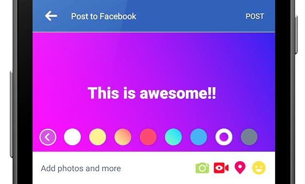 Cara Membuat Tulisan Berwarna di Facebook dan Trik Lain