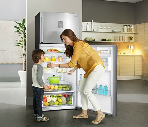 Samsung refrigerators have pioneered the use of Digital Inverter Compressor (DIC) technology