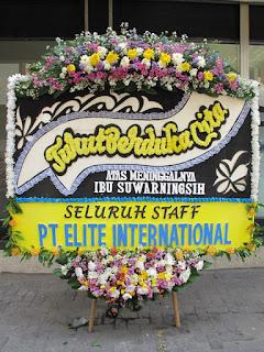 Toko Bunga Karang Tengah