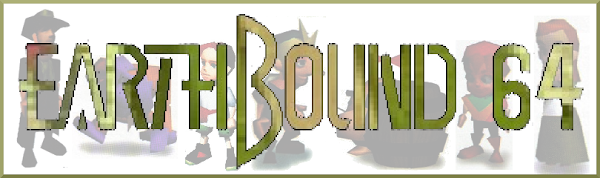Banner Earthbound 64