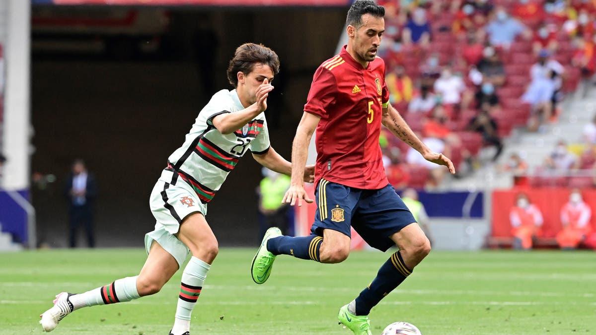 موعد مباراة اسبانيا وليتوانيا مباراة ودية