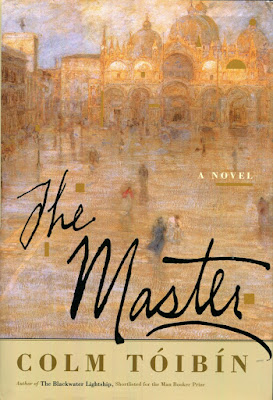 The Master by Colm Toibin ; New York : Scribner, 2004