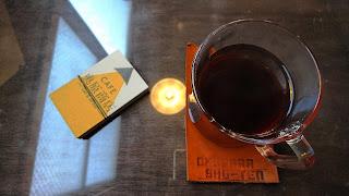 葛飾八幡宮で開催されましたニューボロイチで、cafe奥原商店