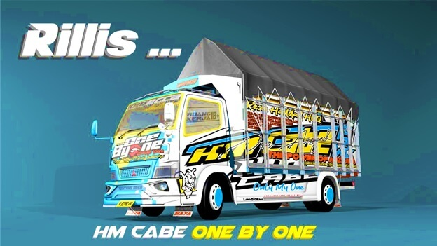 Download Mod Canter HM Cabe One By One
