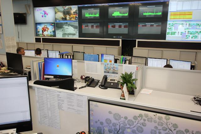 Центр управления сетями связи Ростелеком