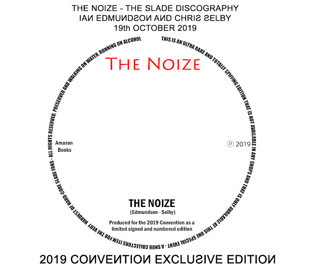 THE NOIZE Fan Convention book page 1