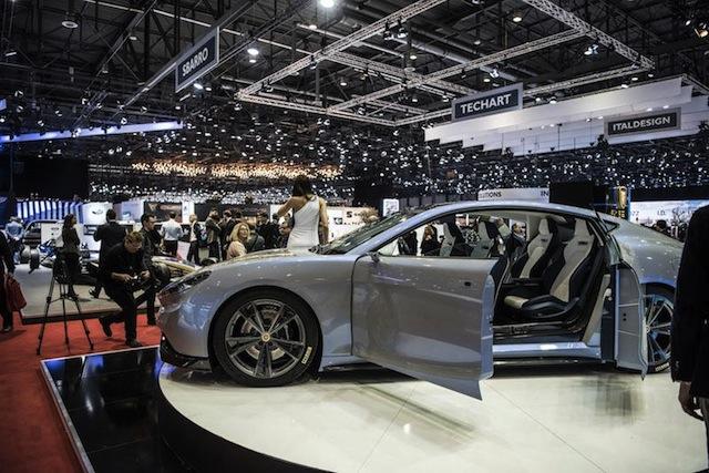 co2motori - Un idea di Ferdinando Sarno  Pirelli a Ginevra con la ... 957ba02bdd9
