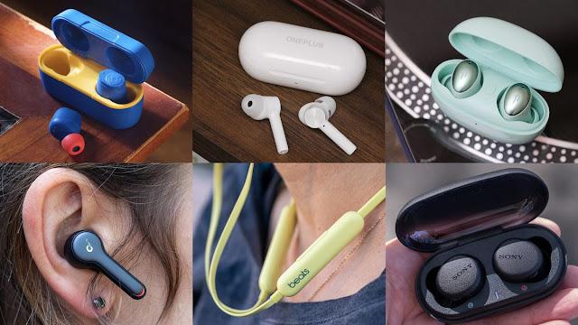 10 Best Wireless Earbuds In 2021