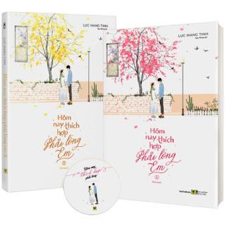 Hôm Nay Thích Hợp Phải Lòng Em (Tập 1+2) ebook PDF EPUB AWZ3 PRC MOBI