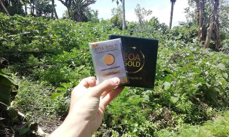 Review Emas EOA Gold