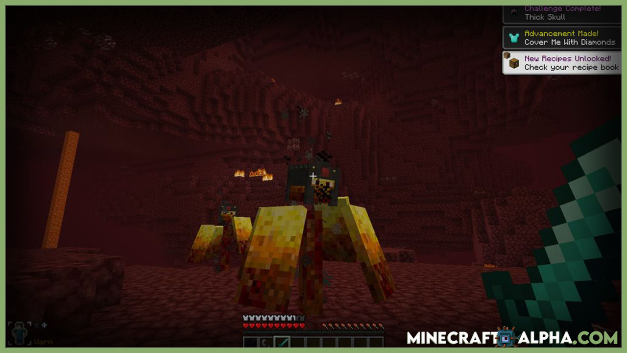 Minecraft  Outvoted Mod 1.16.5