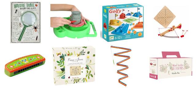 rozvíjet dítě, hračky bonami