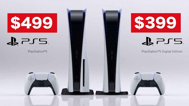 PlayStation 5 السعر وموعد الاصدار
