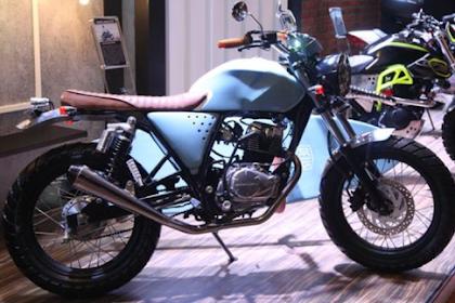 Koleksi Konsep Modifikasi Honda Verza Semua Type