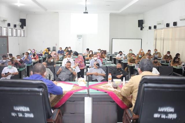 Wakil Walikota Pematang Siantar, Sambut Kunker Anggota DPRD Provsu