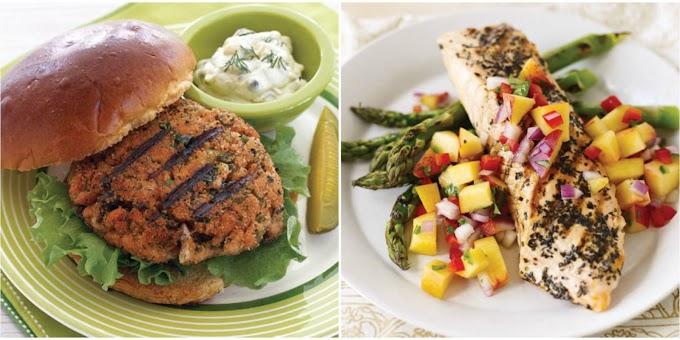 Top 6 Salmon Recipes - Indian Recipes