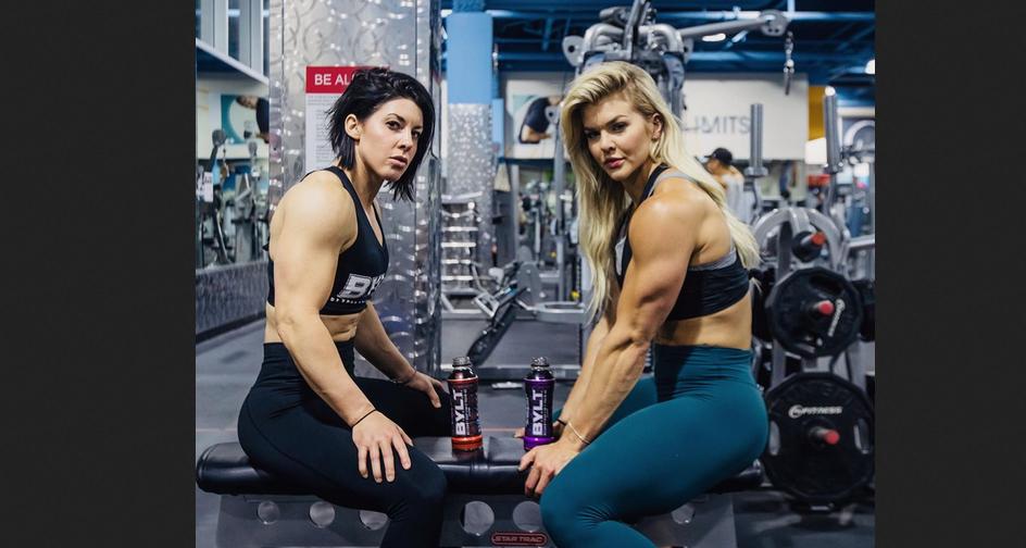 Bodybuilding Females (Part 1)