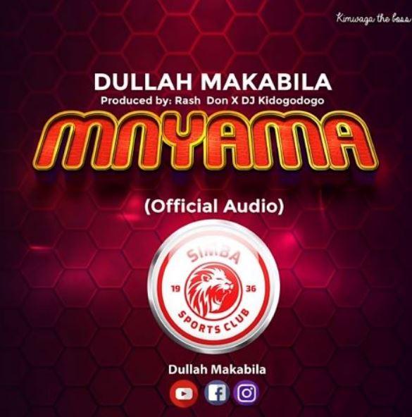 AUDIO Singeli   Dulla Makabila – MNYAMA   Mp3 Download