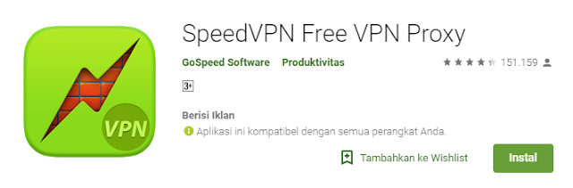 Download speedvpn