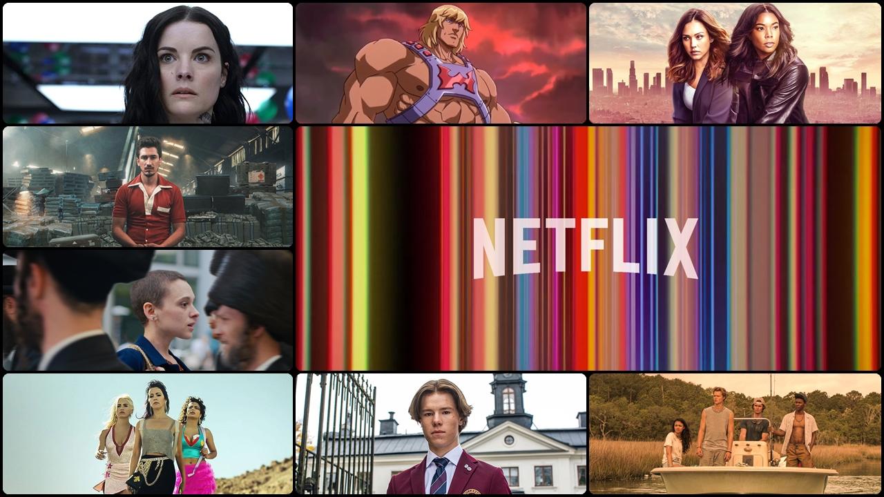 Séries que chegam julho na Netflix