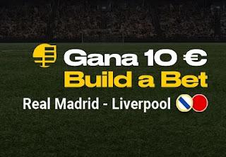 bwin promo Real Madrid vs Liverpool 6-4-21