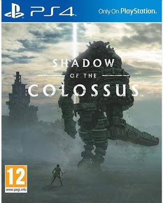 لعبة ظل العملاق Shadow of the Colossus