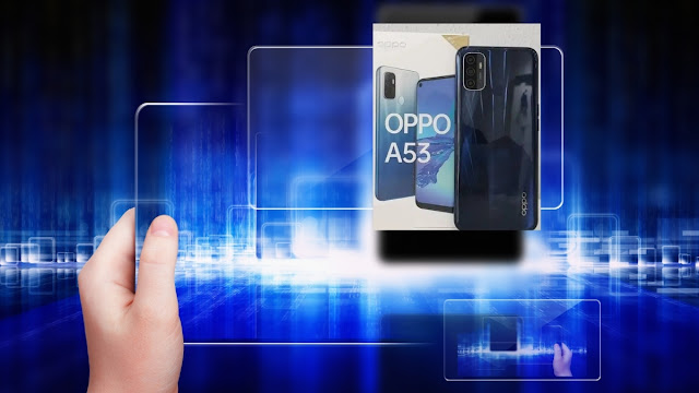 hp oppo a53