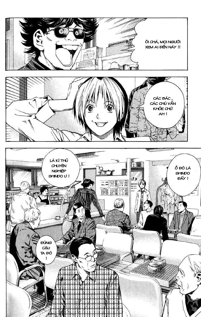 Hikaru No Go hikaru no go chap 169 trang 2