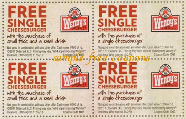 image relating to Wendy's Printable Coupons named Wendys printable coupon codes canada / Expense basket coupon code