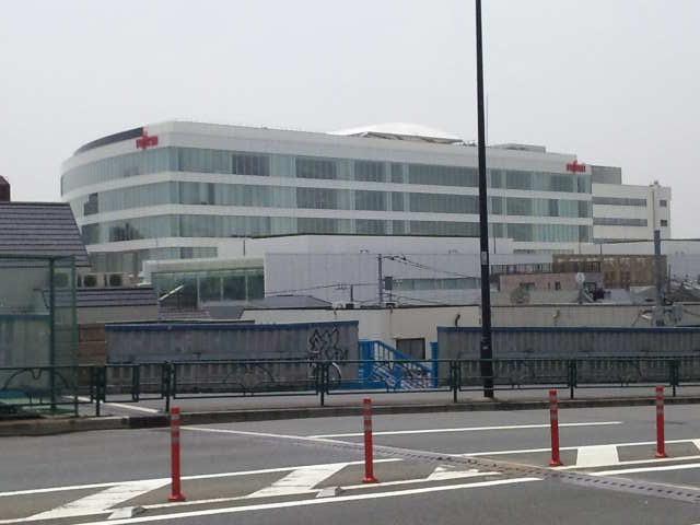 建物記録: 富士通ソリューションスクエア