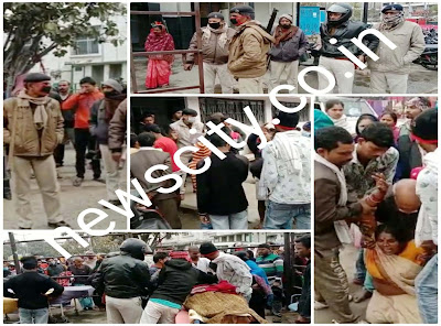 आलमगंज थाना क्षेत्र के ईदगाह रोड में अपराधियों ने दिनदहाड़े युवक को गोली मारकर किया हत्या।