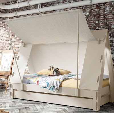 Cabin Tent Bed