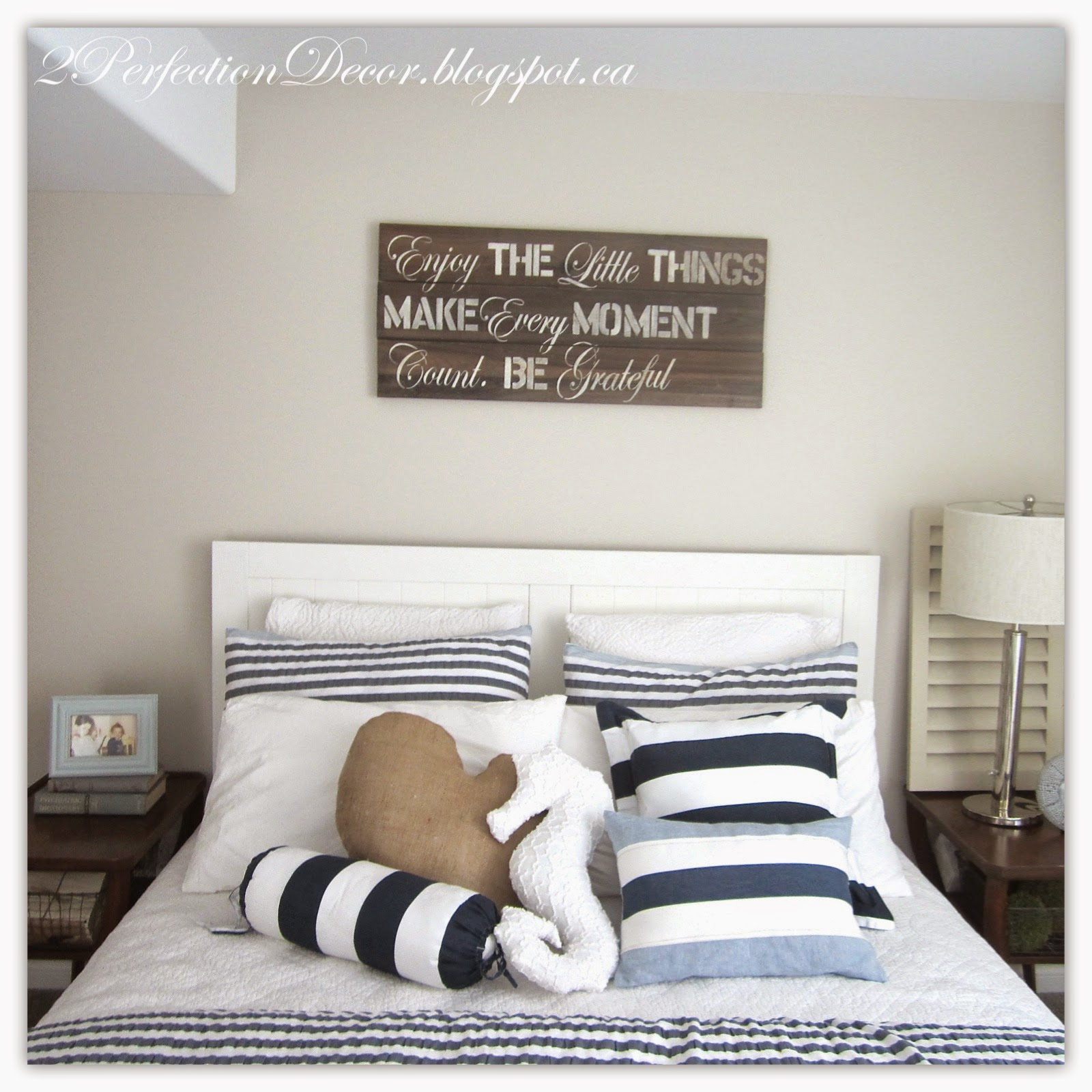2perfection Decor Our Basement Guest Bedroom Reveal