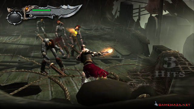 God of War 2 Gameplay Screenshot 1