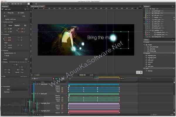 Adobe Cc Edge Animate crack