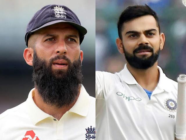 इंग्लिश टीम में विराट का खौफ? मोईन अली बोले- कैसे आउट कर पाएंगे, पता नहीं
